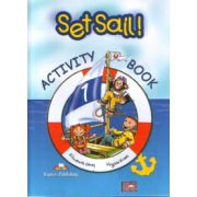 Set Sail  1 Activity Book - Caietul elevului