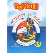 Set Sail  2 - Activity book  - Caietul elevului