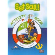 Set Sail   4  Activity Book - Caietul elevului