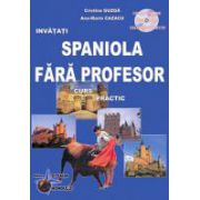 Spaniola Fara Profesor - contine  CD