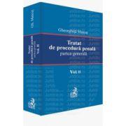 Tratat de procedura penala. Partea generala. Volumul II