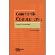Comentariile Codului civil - Posesia. Uzucapiunea
