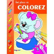 Imi place sa colorez. Vol. III