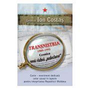 Transnistria 1990-1992: Cronica unui razboi 'nedeclarat'