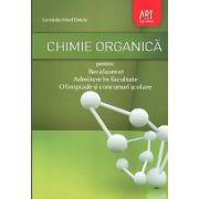 BACALAUREAT 2013 CHIMIE ORGANICA PENTRU BACALAUREAT MEDICINA SI FARMACIE. ADMITERE IN FACULTATE. OLIMPIADE SI CONCURSURI SCOLARE
