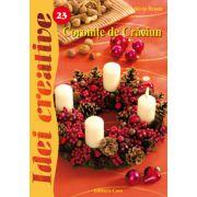 Coroniţe de Crăciun - Ed. a II a - Idei Creative 23
