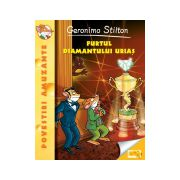 Furtul diamantului urias- Geronimo Stilton (vol.3)