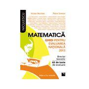 Evaluarea nationala 2013  Matematica