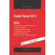 Codul fiscal 2013 cuprinde modificarile aduse prin O.G. nr. 8/2013