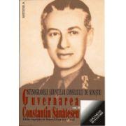 Guvernarea Constantin Sanatescu. Stenogramele sedintelor consiliului de ministri. vol. II (20 octombrie-29 noiembrie 1944)