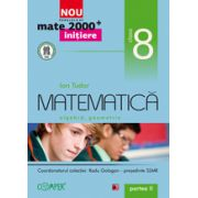 Mate 2013 Initiere MATEMATICA. ARITMETICA, ALGEBRA, GEOMETRIE. CLASA A VIII-A  PARTEA II