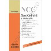 Noul Cod civil si 9 legi uzuale actualizat 20 ianuarie 2013
