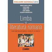EVALUARE NATIONALA 2013 LIMBA SI LITERATURA ROMANA
