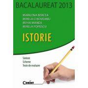 BACALAUREAT 2013  ISTORIE