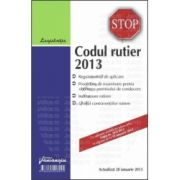 Codul rutier 2013 Actualizat la 28 ianuarie 2013