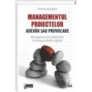 Managementul proiectelor - adevar sau provocare Managementul proiectelor in intreprinderile mijlocii