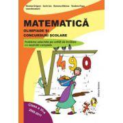Matematică. Olimpiade şi concursuri şcolare. Clasa a VI a