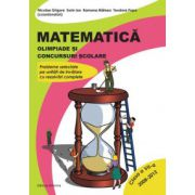Matematică. Olimpiade şi concursuri şcolare. Clasa a VII a