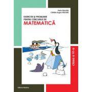Exerciţii şi probleme pentru cercurile de matematică. Clasa a VI a