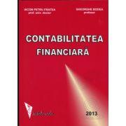 CONTABILITATEA FINANCIARA  ROMANEASCA 2013