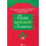 Flora medicinala a Romaniei. Atlas
