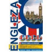 Invata simplu si repede limba engleza (4 audio CD - manual - ghid de conversatie)