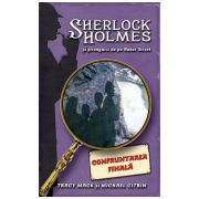 Confruntarea finala - seria Sherlock Holmes si strengarii de pe BakerStreet