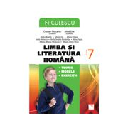 Limba şi literatura română  2013 clasa a VII-a - Teorie, modele, exerciţii