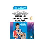 Limba şi literatura română 2013 clasa a VIII-a - Auxiliar
