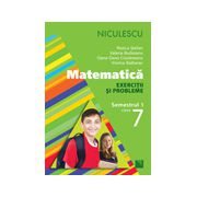 Matematică Exerciţii şi probleme pentru clasa a VII-a, semestrul I