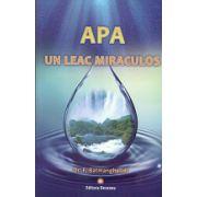 Apa un leac miraculos - Pentru Viata, Sanatate si Vindecare