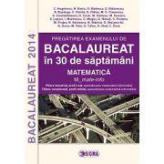 BACALAUREAT 2014 Matematica M_mate-info - Pregatirea examenului in 21 de saptamani