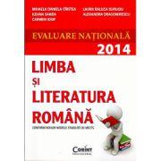 EVALUARE NATIONALA 2014  LIMBA SI LITERATURA ROMANA