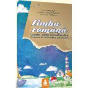 Limba romana, elemente de constructie a comunicarii  2013 (lexic, fonetica, morfologie, sintaxa) - auxiliar clasa a IV-a