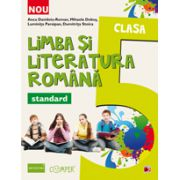 LIMBA SI LITERATURA ROMANA STANDARD 2014. CLASA A V-A