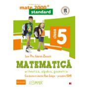 Mate 2013 - 2014  Standard  -  ALGEBRA, GEOMETRIE - CLASA A V-A
