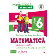Mate 2013 - 2014  Standard  -  ALGEBRA, GEOMETRIE - CLASA A VI-A