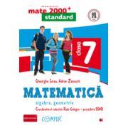 Mate 2013 - 2014 Standard - ALGEBRA, GEOMETRIE - CLASA A VII-A