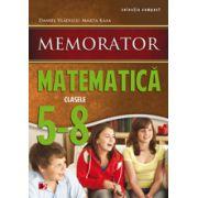 MEMORATOR DE MATEMATICA 2014 PENTRU CLASELE V-VIII