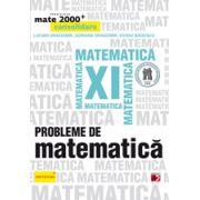 Mate 2014 Consolidare - PROBLEME DE MATEMATICA PENTRU CLASA A XI-A