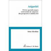 Asigurari - Privire speciala asupra contractului de asigurare din perspectiva Codului civil