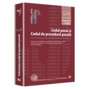 Codul penal si Codul de procedura penala - Editie Standard Actualizat 25 septembrie 2013