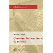Comertul international cu servicii