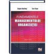 Fundamentele Managementului Organizatiei Ediţia a III-a - Burdus