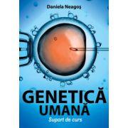 GENETICA UMANĂ - SUPORT DE CURS