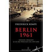 Berlin 1961 Kennedy, Hruşciov şi cel mai periculos loc din lume