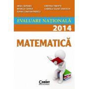 EVALUARE NATIONALA 2014  MATEMATICA