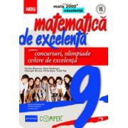 MATEMATICA DE EXCELENTA. PENTRU CONCURSURI, OLIMPIADE SI CENTRELE DE EXCELENTA. CLASA A IX-A