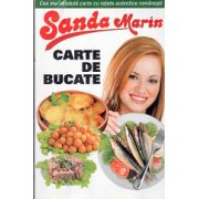 Carte de bucate Sanda Marin