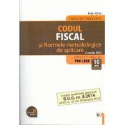 Codul fiscal si Normele metodologice de aplicare - Legislatie consolidata 5 martie 2014